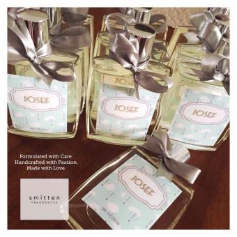 Giveaways for ninong and ninang baptism centerpieces